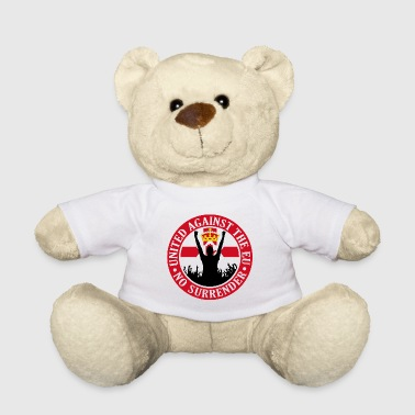 Anti EU Northern Ireland - No Surrender - Teddy Bear