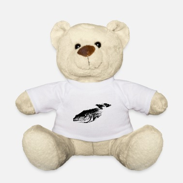 Raider Moray eel fish ocean - Teddy Bear