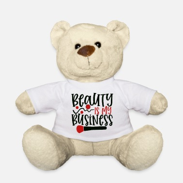 Regalar Beauty Is My Business - Osito de peluche