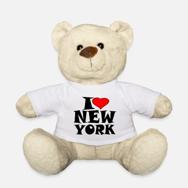 Love New York - I Love New York - I love new york - Teddy Bear