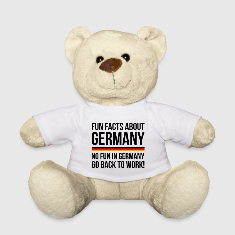 Germany Fun Facts - Teddy