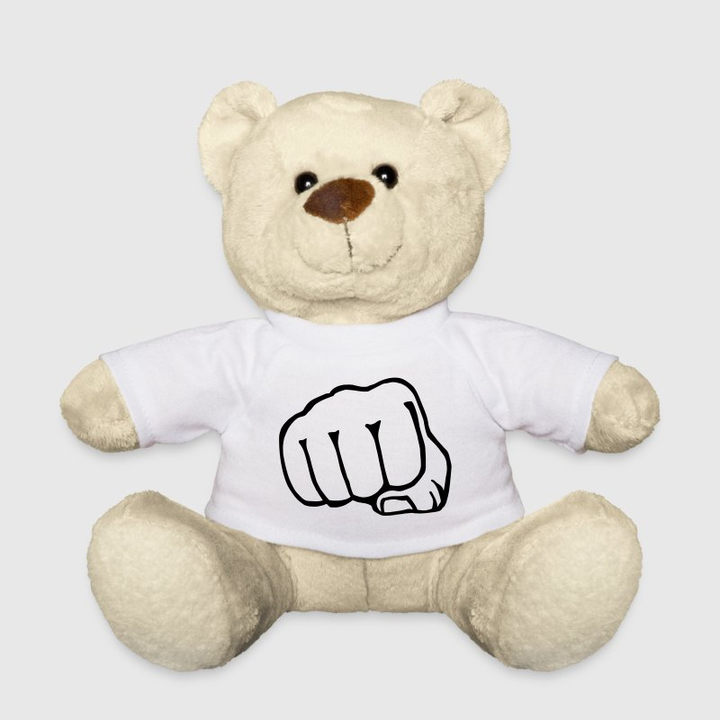 bro fist 1c / boxing no txt - Teddy Bear