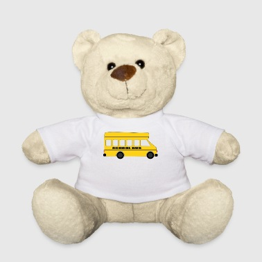 School bus - Teddy Bear