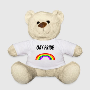 gay pride flag - Teddy