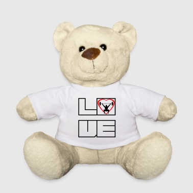 Love love cross fitness - Teddy Bear