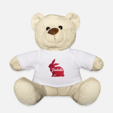 Isabella Isabella Personalized Bunny Gift - Teddy Bear