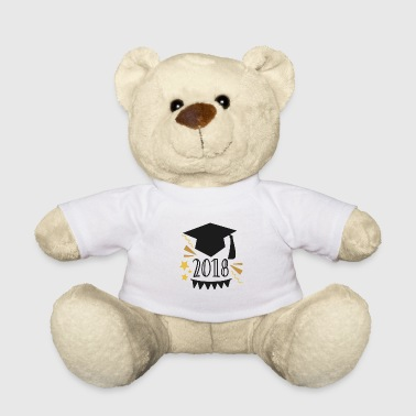 Graduation 2018 University graduation graduation school - Teddy Bear