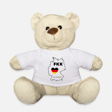 Tradition Tradition nudiste Tradition culte en Allemagne - Ours en peluche