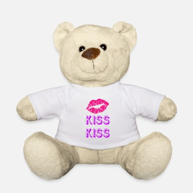 Kiss kiss kiss - Teddy Bear