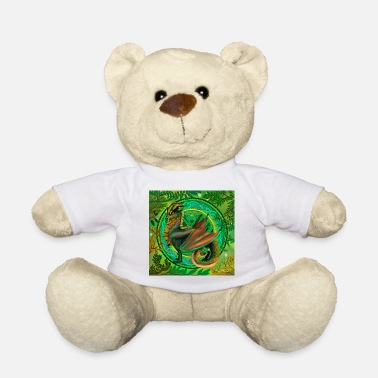 Forest forest dragon poster - Teddy Bear