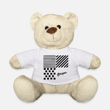 Firkant Stripes, Stripes, Patterns - Bamse