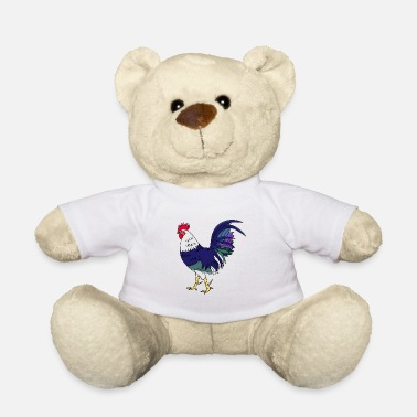Rooster Rooster - Teddy Bear
