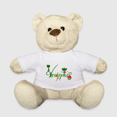 Vegetable Vegetables - vegetables - Teddy Bear