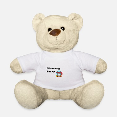 Champ Giveaway Champ - Teddy Bear