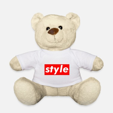 Stylé style - Nounours