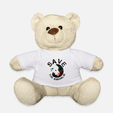 Animal Collection SAVE THE ANIMALS! COLLECTION BY Mikka_ufficiale - Teddy Bear