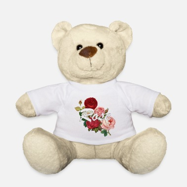 Rose Rose roses - Teddy Bear