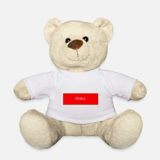 Relax Peluches - froid - Ours en peluche blanc