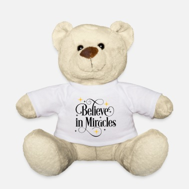 Miracle miracle - Ours en peluche