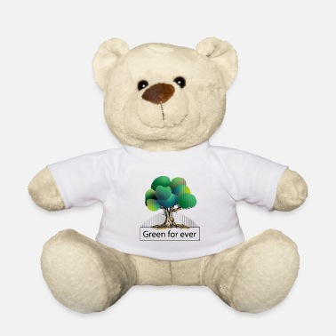 green For Ever - Teddybär