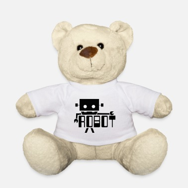 Robot robot - Teddy Bear
