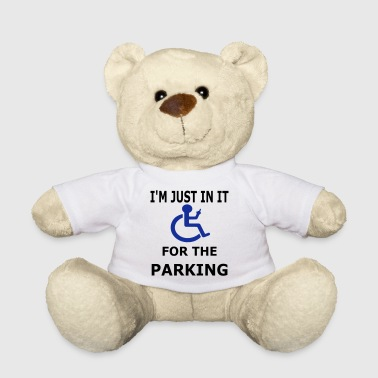 Parking - Teddy Bear