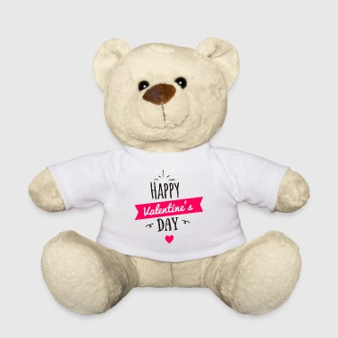 Valentine's Day - Teddy Bear