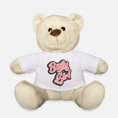 Baby Girl baby girl - Teddy Bear