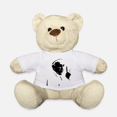 Pope pope peace - Teddy Bear