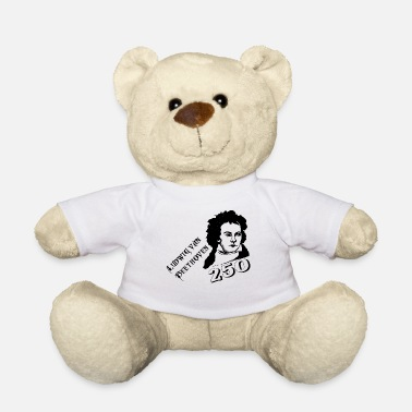 250 Years Ludwig van Beethoven 250 years birthday shirt - Teddy Bear