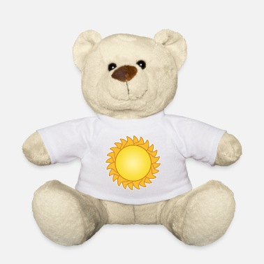 Sunflower Sunflower Sunflower - Teddy Bear