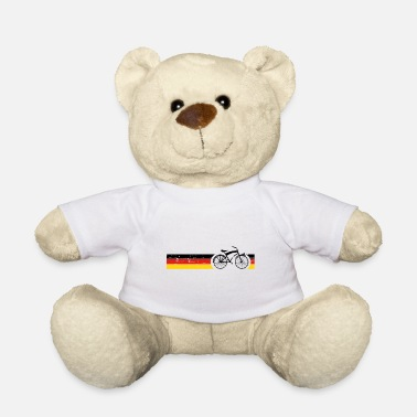 National Cykel nationale farver National Germany Gift - Bamse