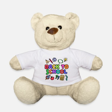 Start Of School School start School start School start Lessons - Teddy Bear
