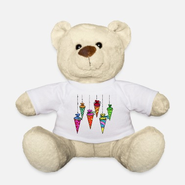 Start Of School School bag School start School start School start - Teddy Bear