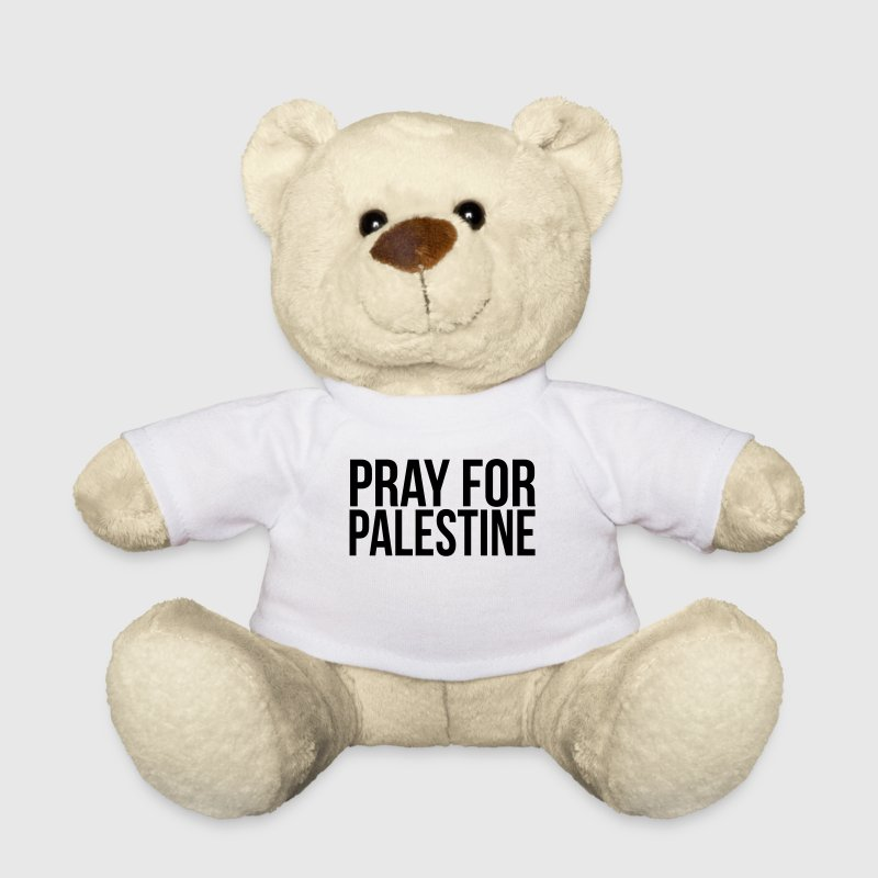 PRAY FOR PALESTINE - Teddy Bear