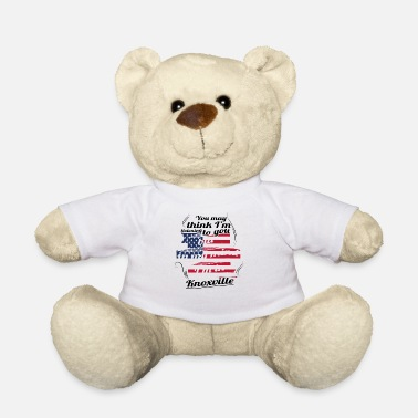 Knoxville THERAPY HOLIDAY AMERICA USA TRAVEL Knoxville - Teddy Bear