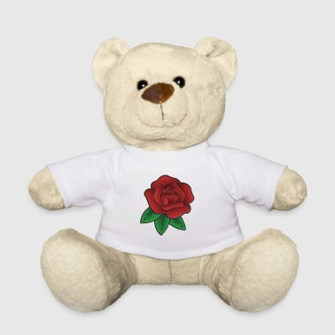 Trendy Trendy Rose! - Teddy Bear