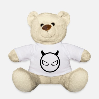 Logo Underwear evil - Teddy Bear