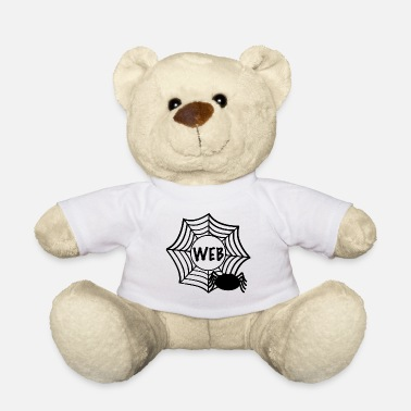 Web Web - Teddy Bear