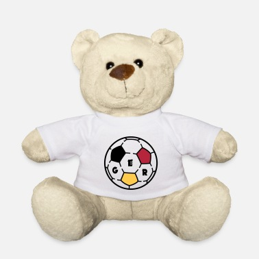 Ballon De Foot Ballon foot GERMANY - Nounours