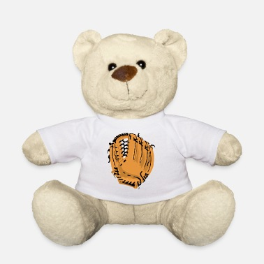 Baseball Glove Baseball Glove - Teddy Bear