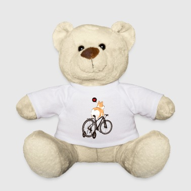 Tricycle Dog Pet Bicycle Kids Gift Tricycle Animal - Teddy Bear