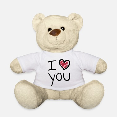 Valentinsdag i_love_you__f2 - Teddybjørn