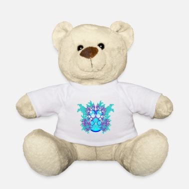 Aquatic Aquatic fractal - Teddy Bear