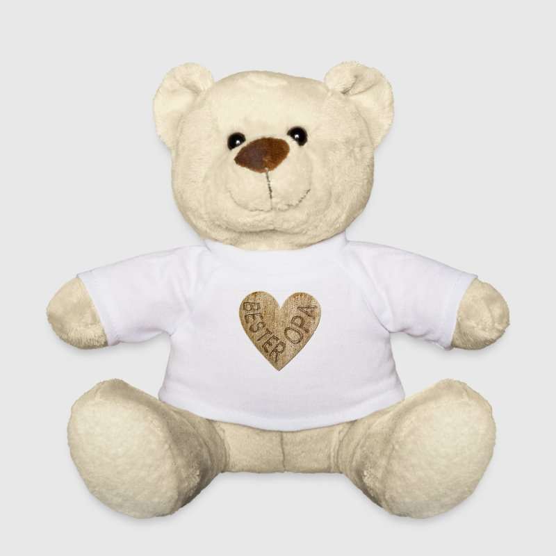 Love - Bester Opa - Teddy