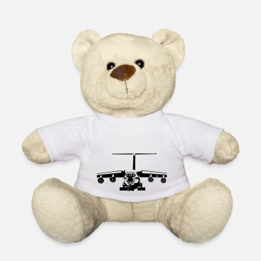 Transport IL-76 transport aircraft - Ours en peluche
