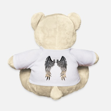 Wing Wings wings - Teddy Bear