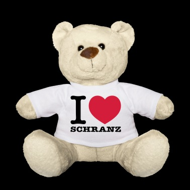 I love Schranz Techno - Teddy