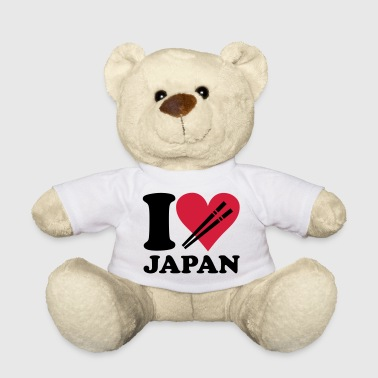 Japan - I love Japan - Teddy Bear