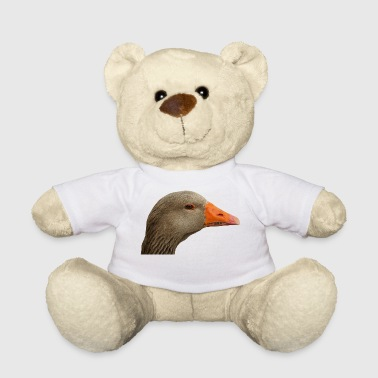 goose goose poultry poultry animals animal2 - Teddy Bear